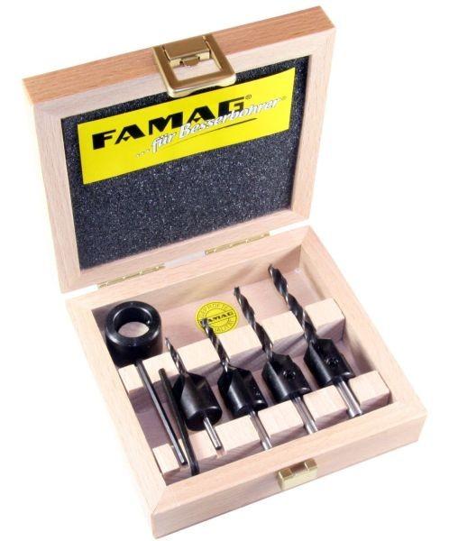 FAMAG Bohrer-Senker-Set