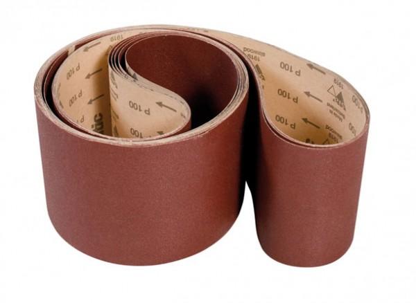 Schleifbänder für Band- und Kantenschleifmaschinen 2.250x150 mm