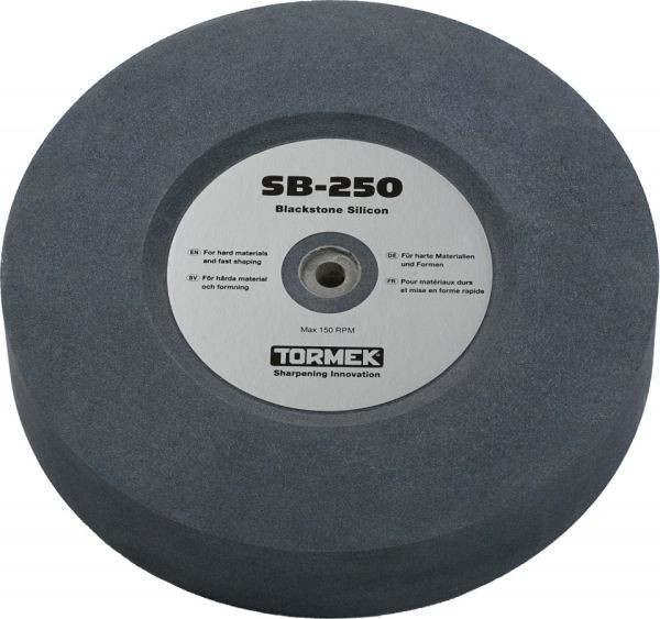 Tormek SB-250 Schleifstein Blackstone Silicon 250 mm