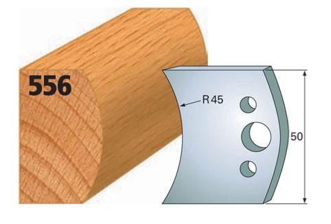 Profilmesser bzw. Abweiser Nr. 556 | 50 mm