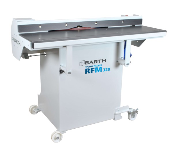 Barth Radienschleifmaschine RFM 320
