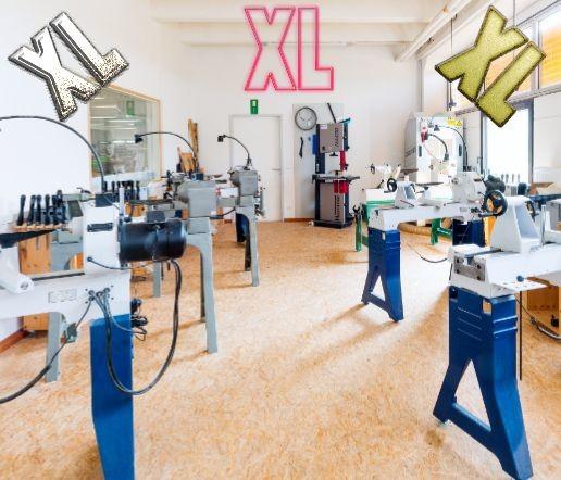 Drechseln-Grundkurs XL | K. Erbacher |21. - 23. Okt 2021