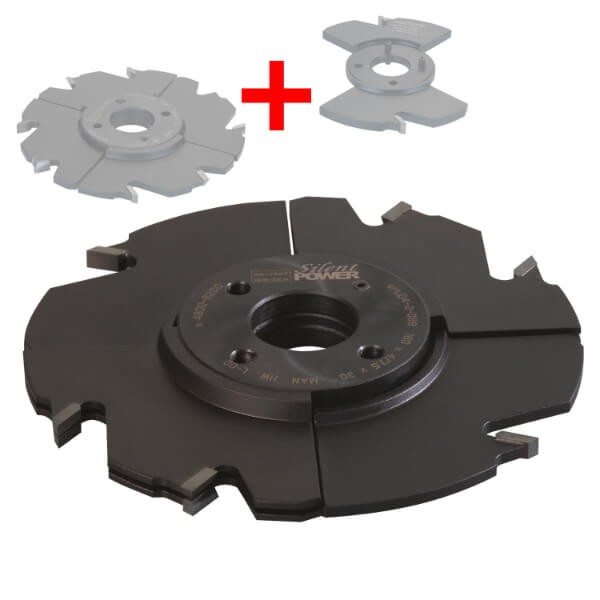 Verstellnuter-Set HW 7,5 - 24,5 mm