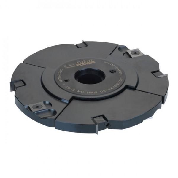WPL-HW Verstellnutfräser 4-7,5 mm, Profi-Ausführung