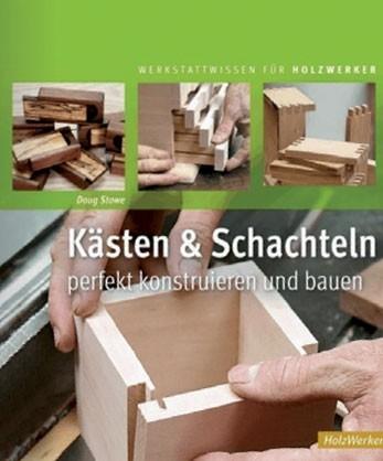 Kästchen und Schachteln aus Holz
