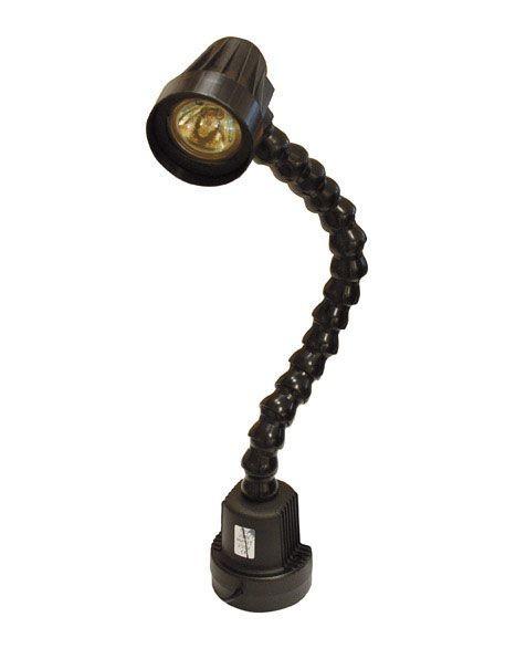 Schwanenhals-Lampe (Halogen oder LED)