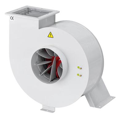 Absauggebläse- Radialventilator RV 403