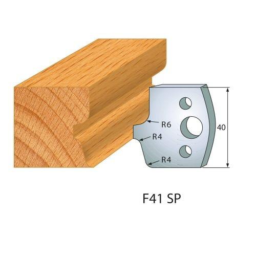 Profilmesser bzw. Abweiser Nr.41 | BG-konform - 40 mm