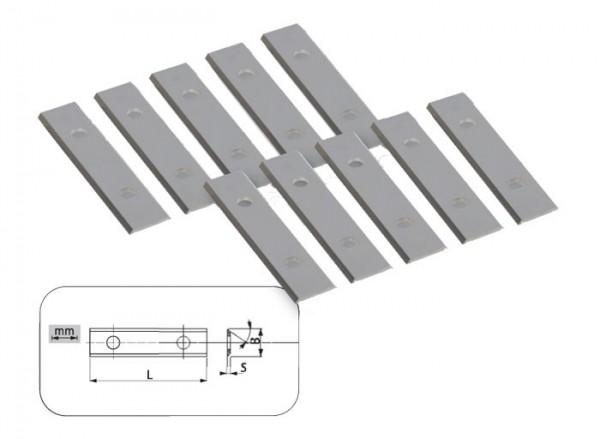 Wendeplatte HW 7,65 x 12 x 1,5 | 2 Stück
