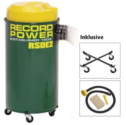 Record Power RSDE2 Absauggerät