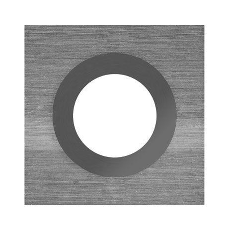 Ersatzschneide für MINI Easy Rougher eckig/klein