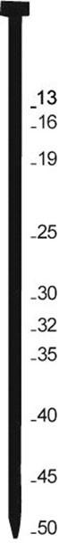 Stauchkopf - NÄGEL Type J