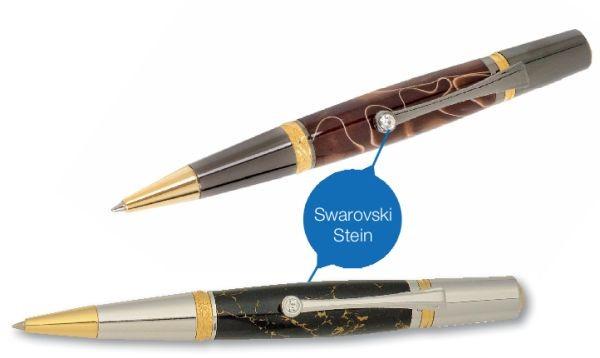 Dreh-Kugelschreiber Majestic (Bausatz)