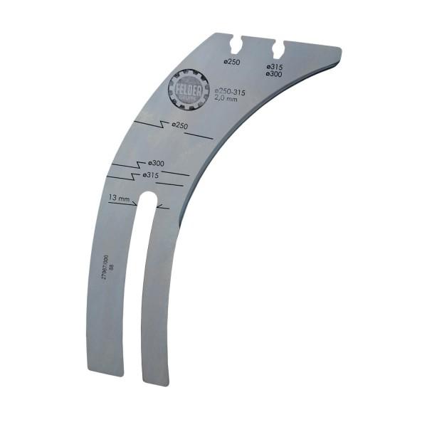 EURO-Spaltkeil, für Sägeblatt Ø250-315mm