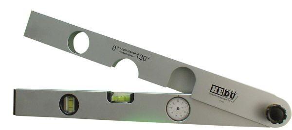 Winkelmesser mit Uhr