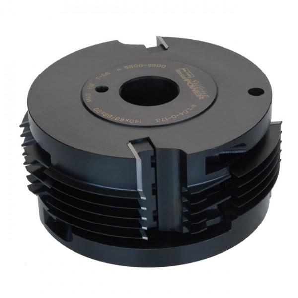 WP-HW-Softline-Minizinkenfräser, Profi-Ausführung