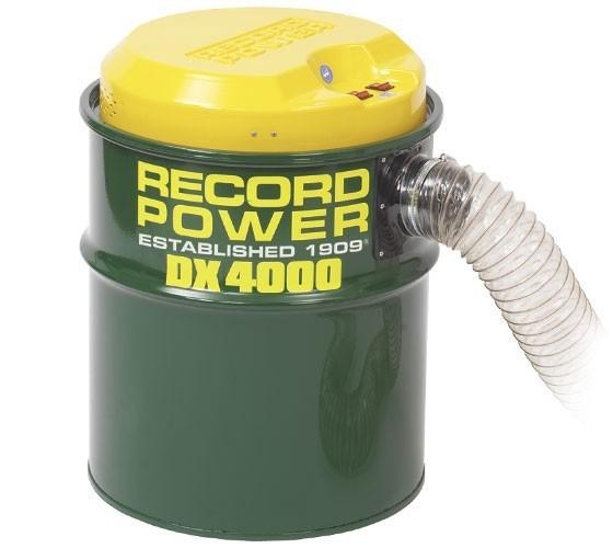 Record Power DX4000 Absauggerät