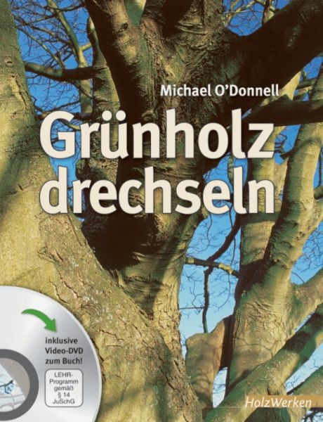 DVD Grünholz Drechseln (ca. 80 min)