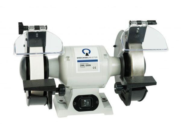DRECHSELMEISTER DML-200 CBN Schleifmaschine / Langsamläufer SET