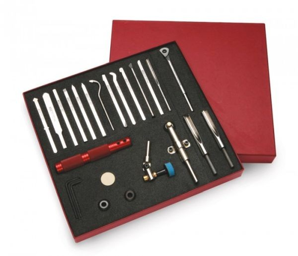 SORBY Micro Werkzeugset - Einzelpreise