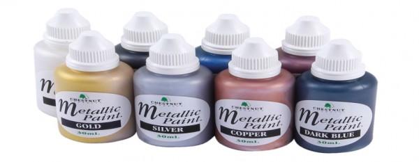Metallic Paint Sample MINI-SET