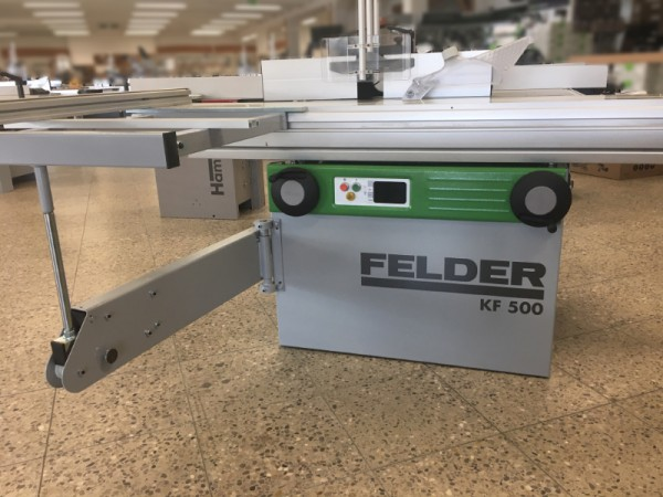 Felder Kreissäge-Fräse KF 500 professional