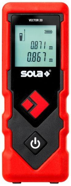 SOLA Laser-Entfernungsmesser Vector 20