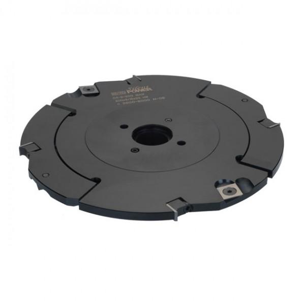 WPL-HW-Verstell-Schlitzfräser Tiefe 65 mm, Industrie-Ausführung