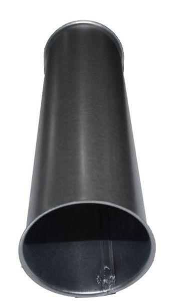 Stahlrohr beidseitig gebördelt, L990mm